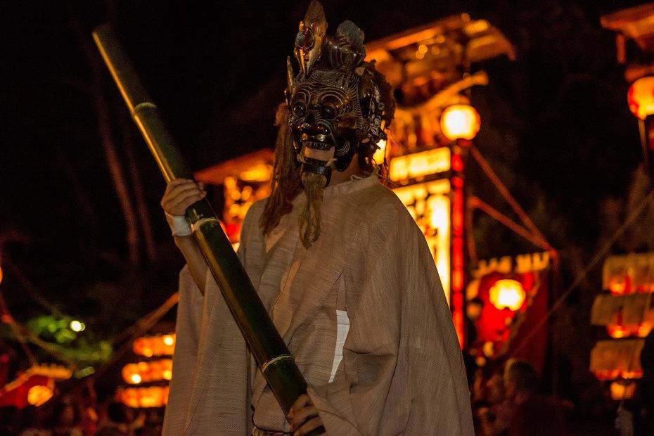 2017.09.15正院キリコ祭り_夜4