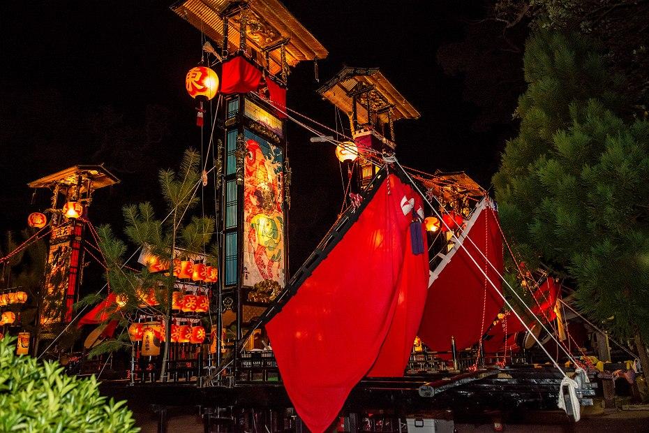 2017.09.15正院キリコ祭り_夜2