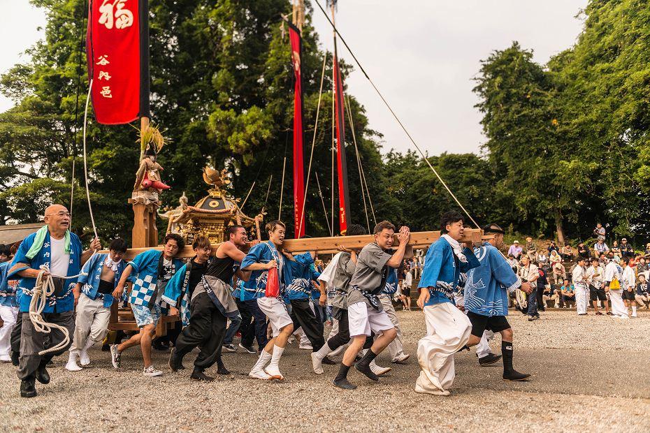 2017.09.20お熊甲祭_境内4