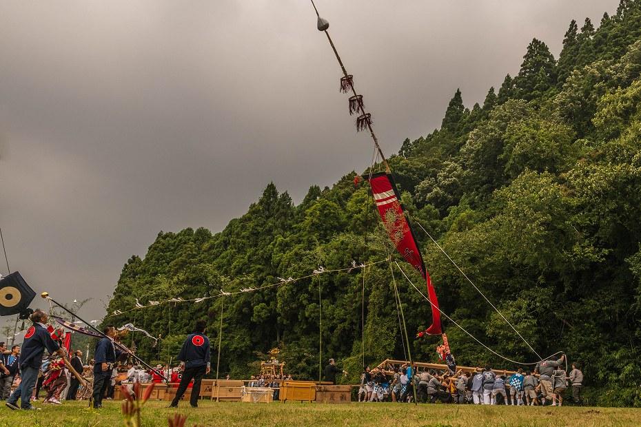 2017.09.20お熊甲祭_お旅所6