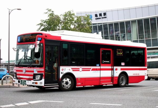 京都200か3323 K208