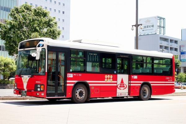 長野200か1391 I-161