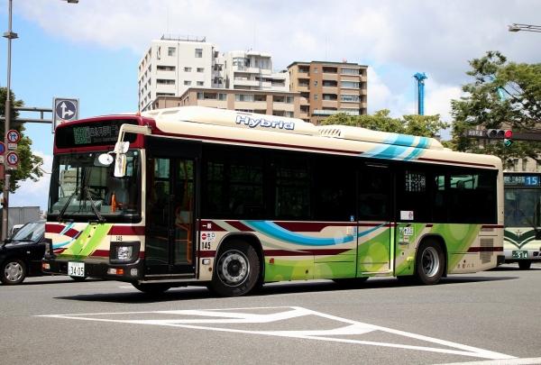 京都230あ3405 145