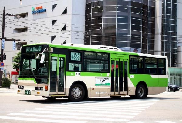 富山230う・117