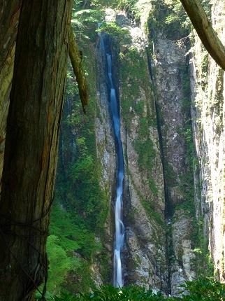 双門の滝_その3