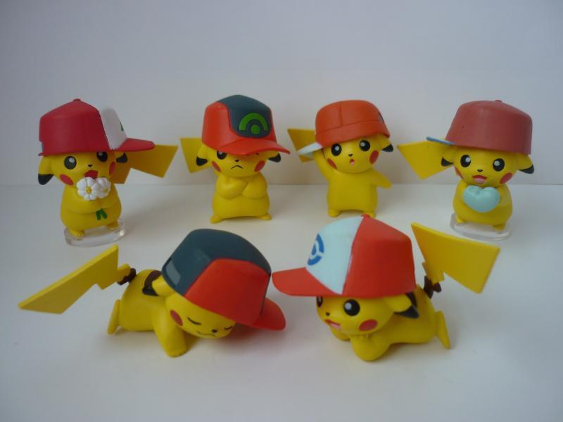 フィギュアコレクション 帽子をかぶったピカチュウ