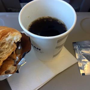 エーゲ航空機内食