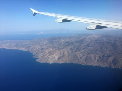 クレタ島北東部