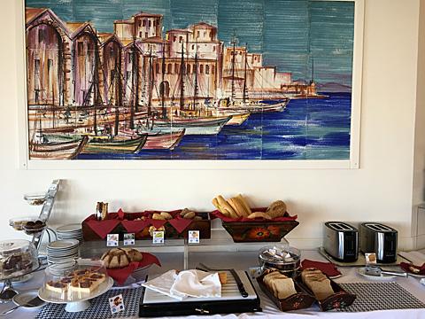 Porto Veneziano Hotel朝食5