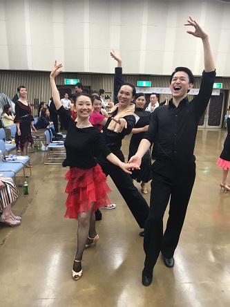 第1回関西ヤングサークル10ダンス選手権_170912_0048