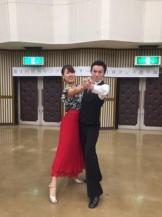 第1回関西ヤングサークル10ダンス選手権_170912_0071