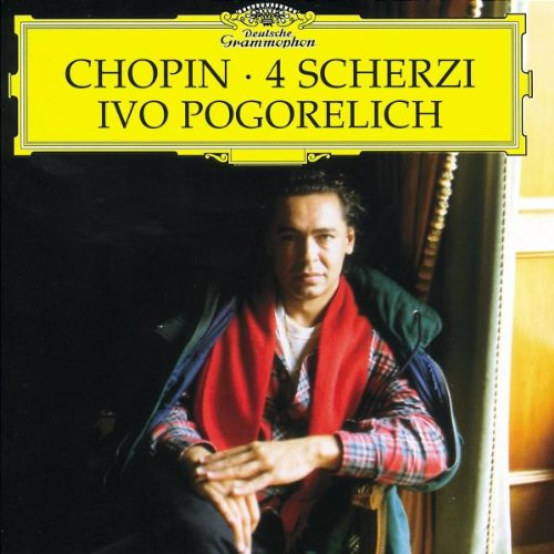 Pogorelich plays Chopin Scherzo