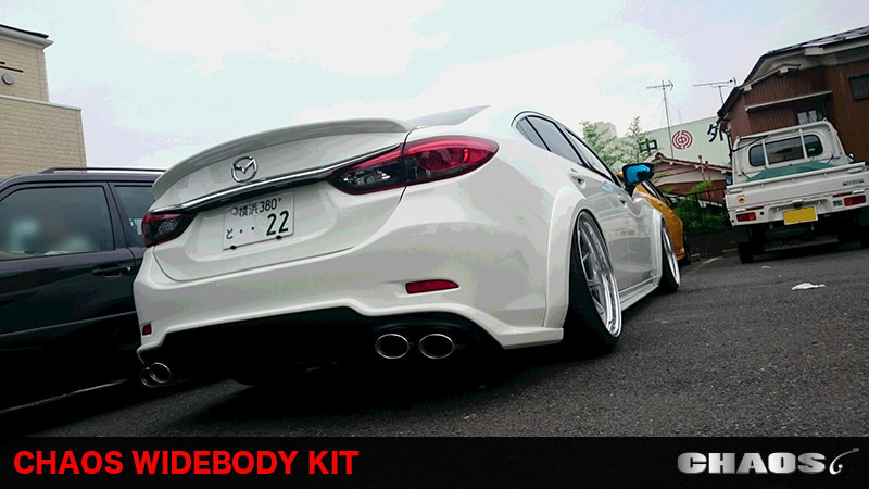 CHAOS WIDEBODY KIT5