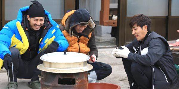 チャスンウォン ユ・ヘジン ソン・ホジュン 三食ごはん漁村編