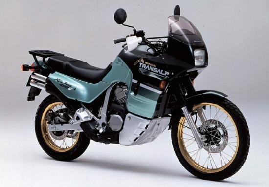 Honda XL400V 91