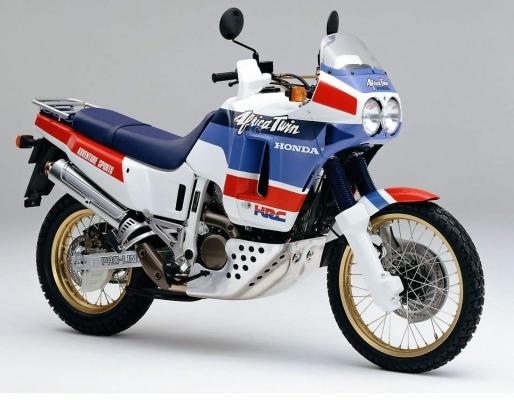 Honda XRV650 89