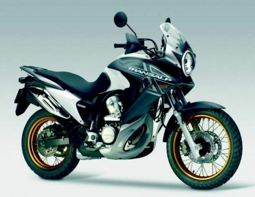 Honda XL700V 11