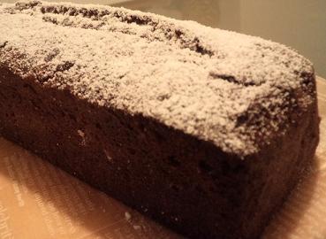 choco×walnut pound cake