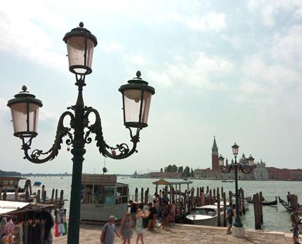 ベネツィアの猫たち