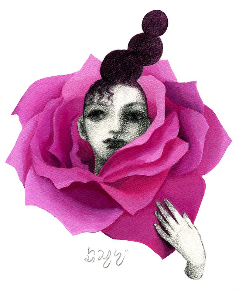 Una-rosa