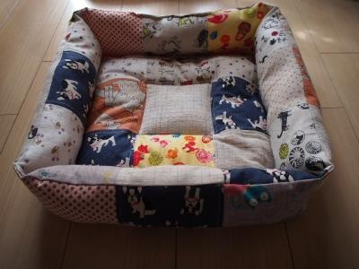 猫用ベッド ハンドメイド