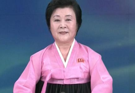 北朝鮮  ピンク