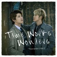 ジャケ写Time Works Wonders