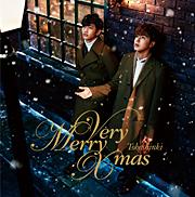 ジャケ写Very Merry Xmas