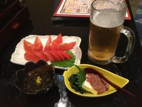 170914羽田空港居酒屋