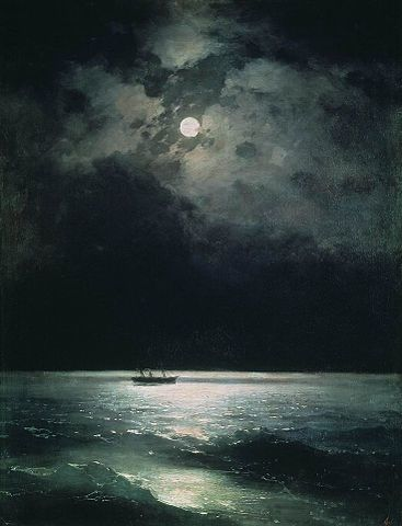 367px-The_Black_Sea_at_night.jpg
