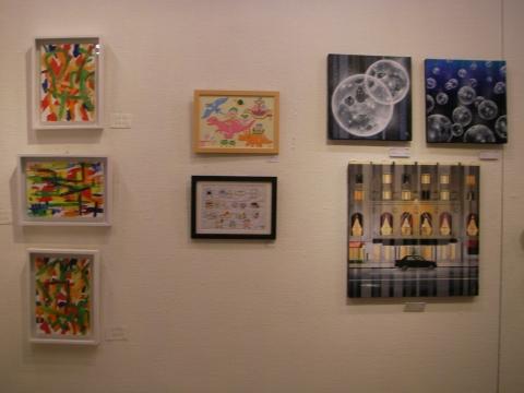 Art De Fukko Vol.9・展示の様子9