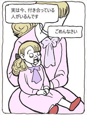 shy world②