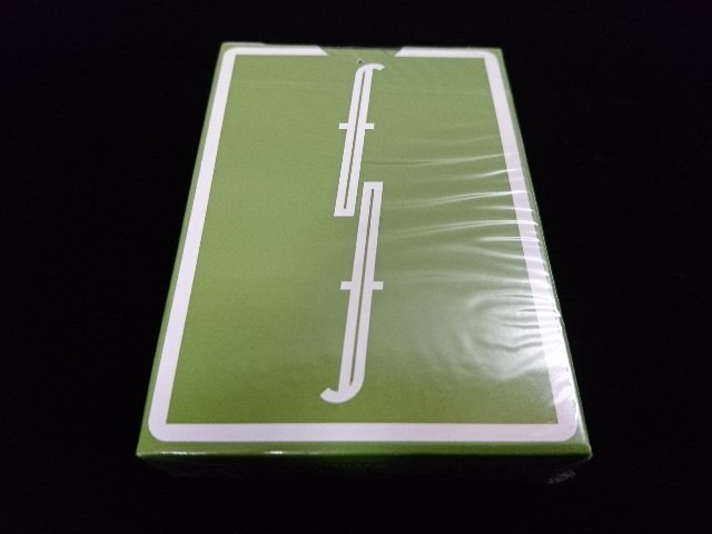 Fontain Playing Cards Green (2)