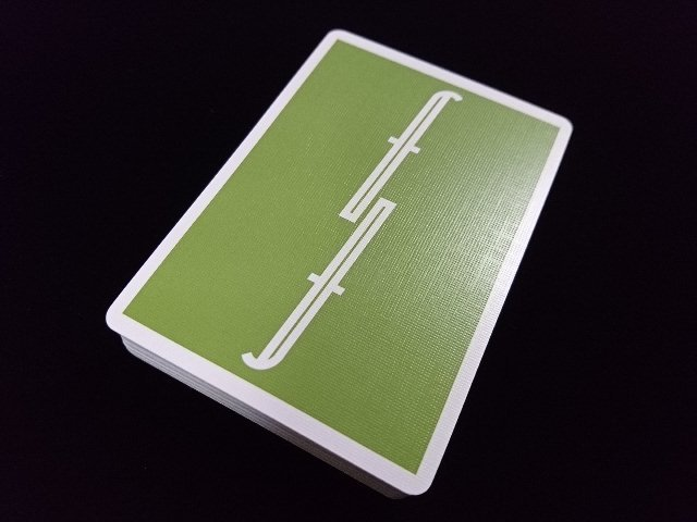 Fontain Playing Cards Green (3)