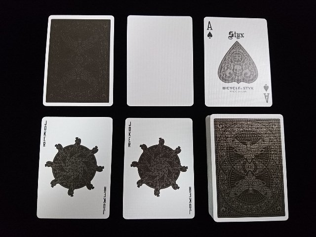 Styx Playing Cards (BICYCLE) (5)