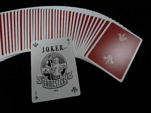 Gamesters Standard Edition Playing Cards (4)