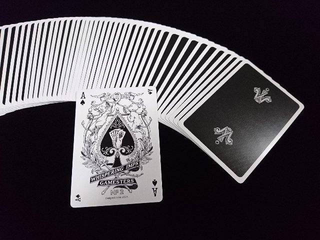 Gamesters Standard Edition Playing Cards (9)