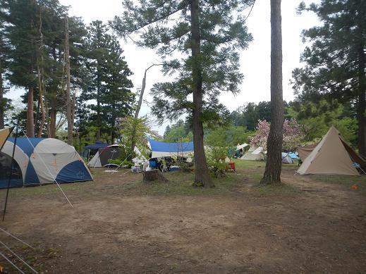 大池いこいの森キャンプ場