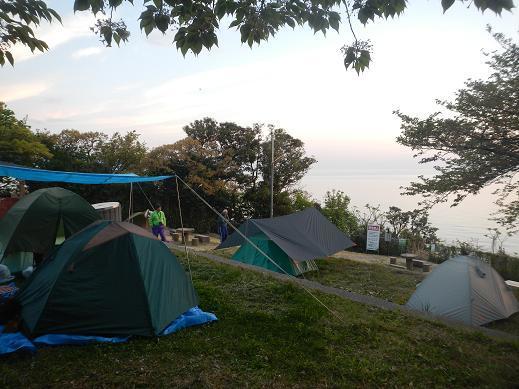 姫崎キャンプ場