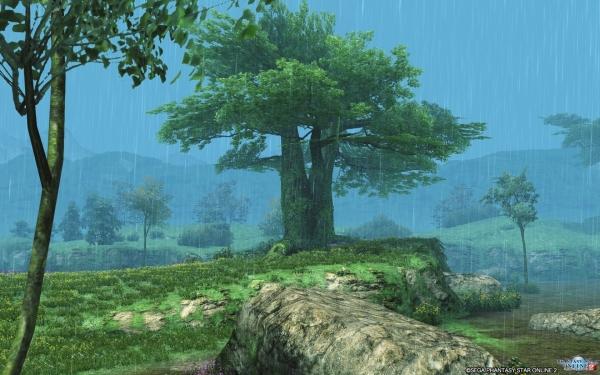 雨のナベリウス