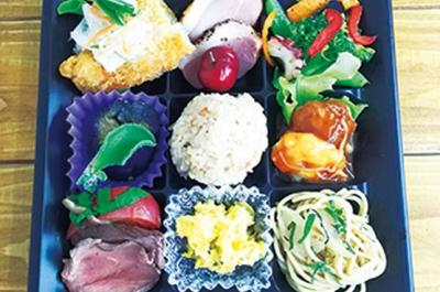 Sai deri and eat