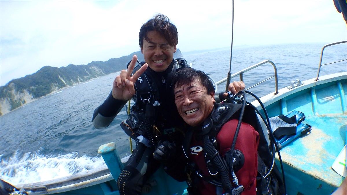 行川ダイビング (3)