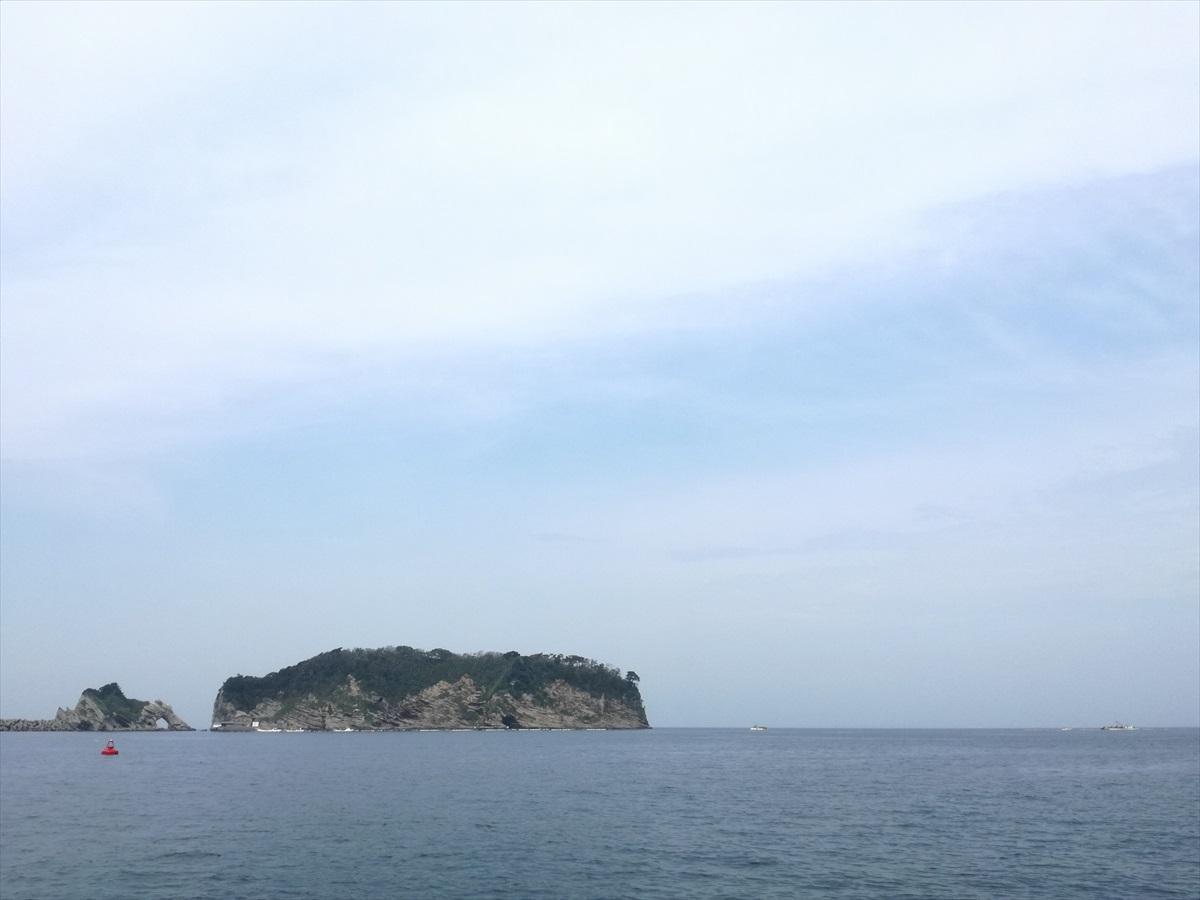 房総の勝山でダイビング (1)