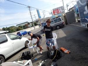 白井ダイビングスクール (1)