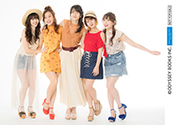 ℃-uteラスト写真集「Brilliant - 光り輝く」特典生写真ワニブックスSE