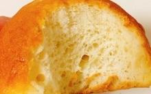ぼうしパン中心部