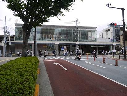 東急・大井町駅