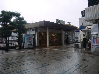 JR西国分寺駅
