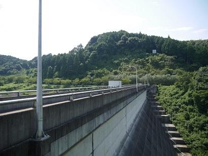 日ノ峯ダム(1)