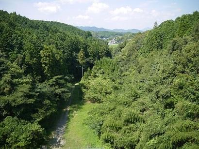 日ノ峯ダム(3)